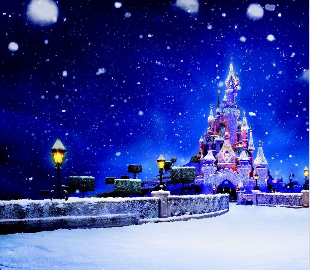 Capture Snow Castle